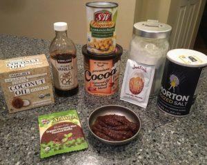 Healthy Chocolate Hummus Recipe