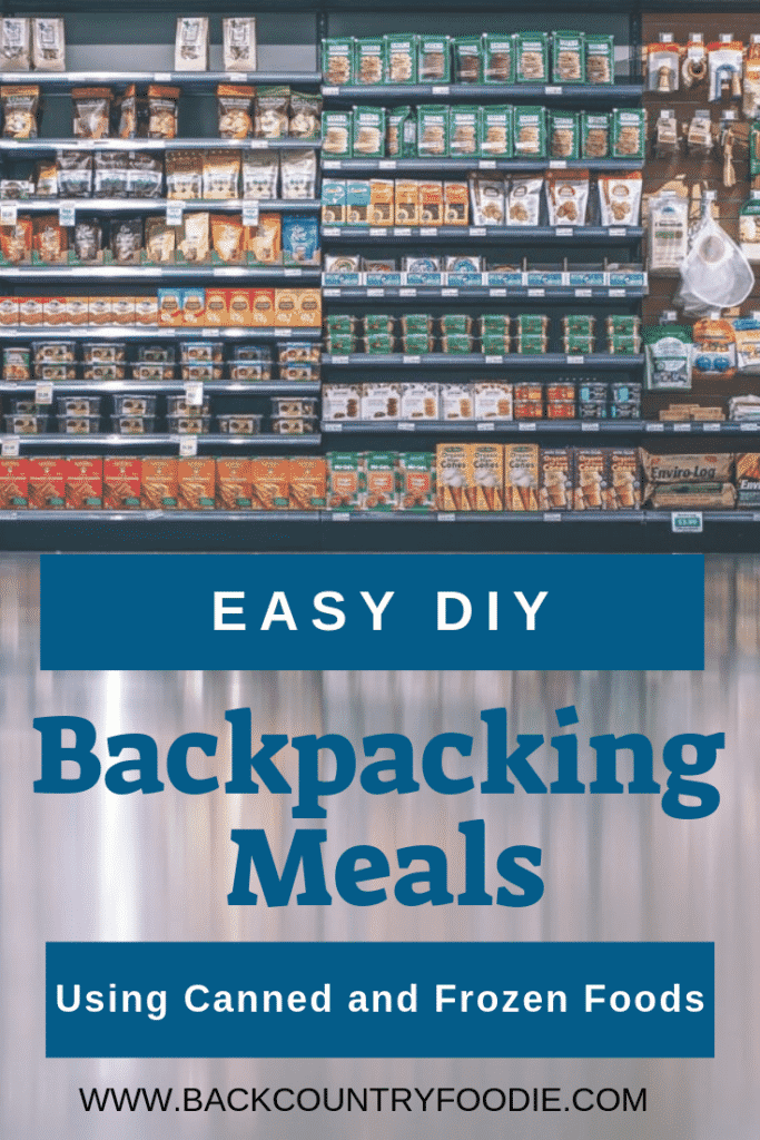 Is there anything more exciting than preparing for a trip to the mountains? In an effort to ease some of that pre-trip preparation anxiety, outdoor enthusiasts are usually curious to know if there's anything they can do to make the meal planning piece of the preparation easier. Cue canned goods… #backpackingmeals #freezerbagmeals