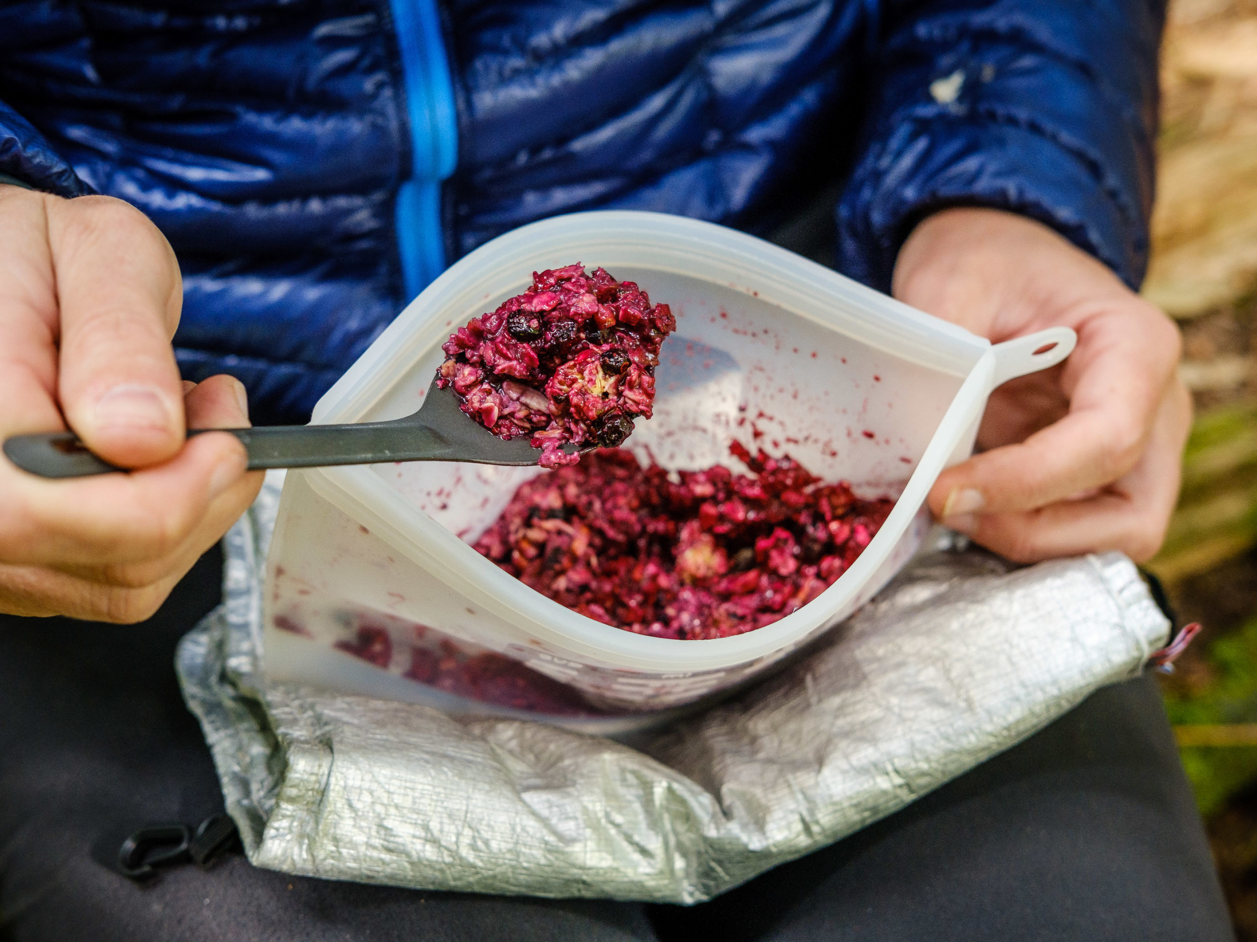 how to follow a nutritious backpacking vegetarian diet backcountry foodie ultralight meal planning