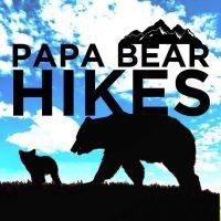 Papa Bear Hikes Podcast Image